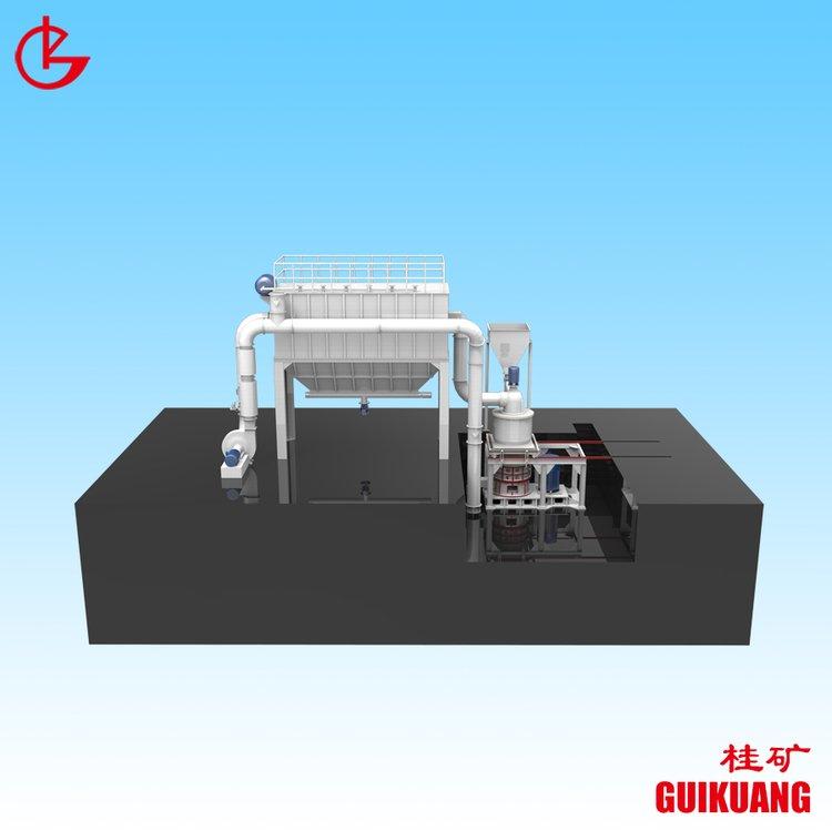 GKHD2新型环辊磨