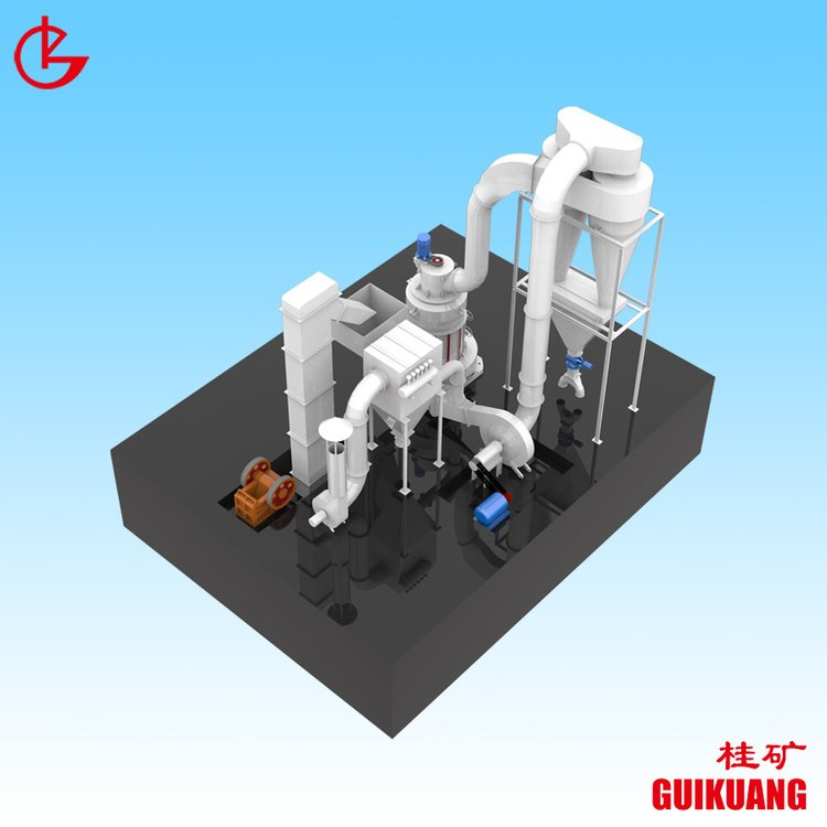 GK2500型雷蒙磨粉机